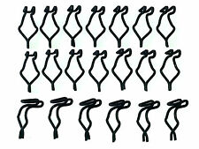 NOSR Ford Lincoln Mercury Part # 383033-S101 Door Panel Spring Clips Clip 20pc B