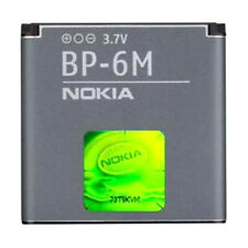 BP-6M Battery Original NOKIA 3250 XM 6151 6233 6234 6280 6288 9300 n73 n77 n93