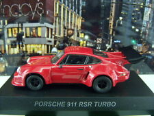 KYOSHO PORSCHE 911 RSR TURBO PORSCHE 6 MINI CAR COLLECTION SCALE 1:64