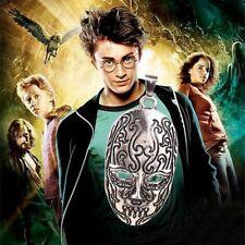 Harry Potter Bellatrix Lestrange's Death Eater Mask Pendant Necklace  Pouch
