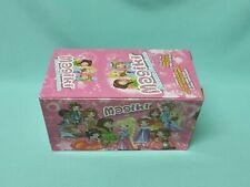 DeAgostini Magiki Prinzessinnen 1 x Display / 16 Booster Figuren