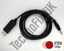 FTDI USB programming cable for Yaesu FT-50R FT-60R VX-160 VX-180 etc CT-42 equiv