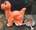 Kid Galaxy Radio Control Trilobite Dino Dinosaur Toy Moves Legs Works Fine