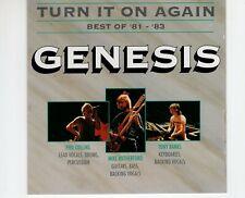 CDGENESISturn it on againFRANCE 1991 ORANGE VERTIGO EX (R2291)