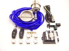 RSR sportelli di scarico 70mm Boost a + TELECOMANDO 2,75 valvole di scarico controllo RS