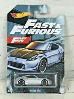 "2018 HOT WHEELS FAST AND FURIOUS Fast Five # 5  ""NISSAN 370Z"""