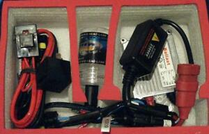 2 Ducati 848 HID Xenon Light Conversion Kit Dip & Main beam H11 Headlights Bulbs