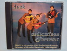 Dedications & Dreams By Dusk Coming Back To You, Indian Wars, 2003 CD New/Sealed