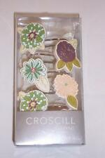 Croscill Home 12 Shower Curtain Hooks - Katie