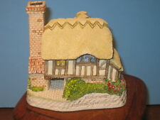 David Winter Cottages Whileaway Cottage MIB COA