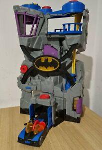 Imaginext Transforming Batcave & Figure Set, Large, Gotham City-DC Super Friends