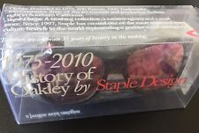 NIB Oakley X STPL History of Staple Design NYC Frogskins LE Sunglasses HD pigeon