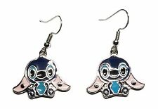 Lilo & Stitch Movie Stitch Character French Wire Earrings