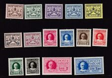 Italy VATICAN 1930 1st SG1-E15 full set 15 MINT heavy hinges