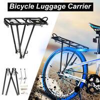 NEW Back Rear Rack Alloy Bike Bicycle Seat Post Frame Carrier Holder Cargo Racks