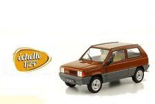 Fiat Panda 1980 1:24  New & Box Diecast model vehicle miniature