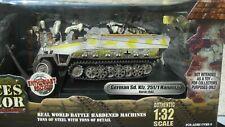 FORCES OF VALOR 1/32 81010 GERMAN SD KFZ 251/1 HANOMAG KURSK 1943 7TH PANZER