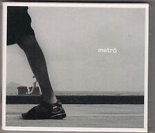 METRO - deja-vu CD