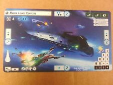 Star Wars Armada - Raider I-Class Corvette Alternate Art Core Prize Card - Promo