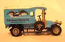 Eagle Pencil Co 1910 Renault AG Matchbox Models Of Yesteryear - DieCast Toy 1/43