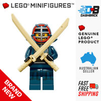 LEGO® Minifigures™ - Kendo Fighter (12 of 16) Series 15 - NEW IN PACK