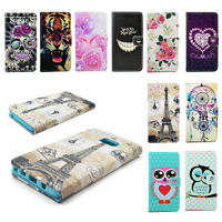 Hot Flip PU Leather Stand Card Wallet Pouch Cover Case For Samsung Galaxy Note 5