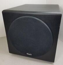 KLH Audio Systems Bassbite V Subwoofer Adjustable Volume Speaker