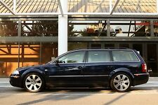 SML AUFKLEBER beleuchtet VW Passat 3BG US Style GLI Optik Sticker Reflektor W8