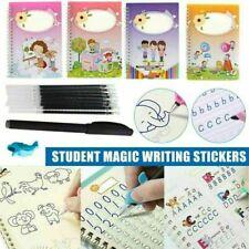 Children's Calligraphy Magic Calligraphy Reusable Copybook Set With Practice Pen