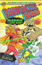 The Simpsons Radioactive Man Comic Book #2 (#88 on Cover), Bongo 1994 NEW UNREAD