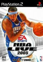 PS2 / Sony Playstation 2 Spiel - NBA Live 2005 JAP mit OVP