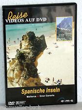 DVD Reise Videos - SPANISCHE INSELN - Mallorca / Gran Canaria