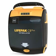 Physio Control Lifepak CR Plus (Semi AED Brand New Never Used With Carrying Case
