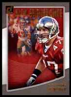 2018 DONRUSS ALL-TIME GRIDIRON KINGS JOHN LYNCH TAMPA BAY BUCCANEERS #AGK-11