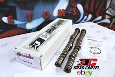 Drag Cartel Stage 3.2 Camshafts (Cams) Honda K20 K20A K20A2 K20Z3 K24 K24A2