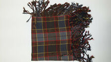 Jamie Fraser Wool Mini Fringed Plaid 4 Scottish Kilt On Sale less than 1/2 price