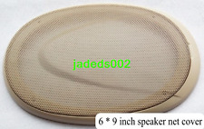 "1pcs 6*9""inch car speaker net cover Speaker grille Decorative circle 274MM*186MM"