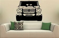 Wall Mural Vinyl Decal Stickers Car 2010 Mercedes Benz G S950