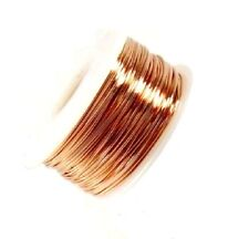 WIRE WRAPPING COPPER WIRE  18GA  5 OZ SPOOL 70 FT.SOFT   SPECIAL BUY