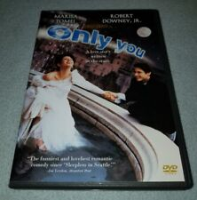 Only You (DVD MARISA TOMEI ROBERT DOWNEY JR. *RARE oop