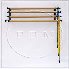 4-Roller Wall-Mounted Background Support System
