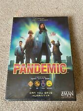 Z-Man Games - New Sealed Gift Pandemic Board Game 2012 Edition
