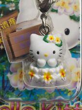 [New] Sanrio Hello Kitty VIOLET FLOWER Ver. Cell Phone Strap / Charm Mascot