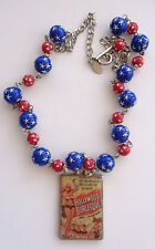 Atomic Swag Necklace Hollywood Berlesque Moulin Rouge