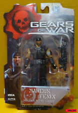 "GEARS OF WAR - Series 1 - Marcus Fenix + Retro Lancer 3.75"" Figur ca.10 cm OVP"