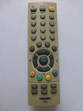 TOSHIBA TV REMOTE CONTROL CT-849 for 21S23B2