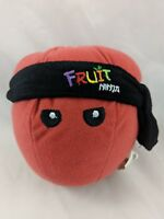 "Fruit Ninja Video Game Plush 5"" Nanco Stuffed Animal toy"