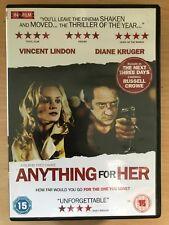 Diane Kruger ANYTHING FOR HER ~ 2008 French Suspense Thriller UK DVD
