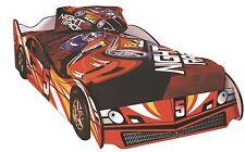 Sweet Dreams Red Formula 1 Racing Car Single Bed Frame 3ft 90cm