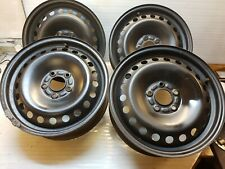 X4  Ford MONDEO FOCUS C-MAX KUGA TRANSIT CONNECT 16 inch  steel wheels